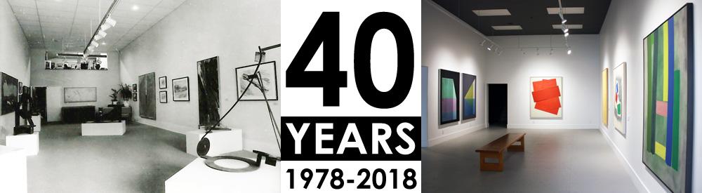 Art Placement 40th ANniversary Banner