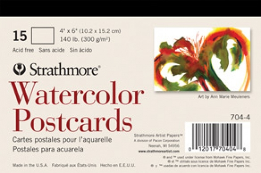 Strathmore Artist Papers Watercolor Cards /& Envelopes 10 Pack